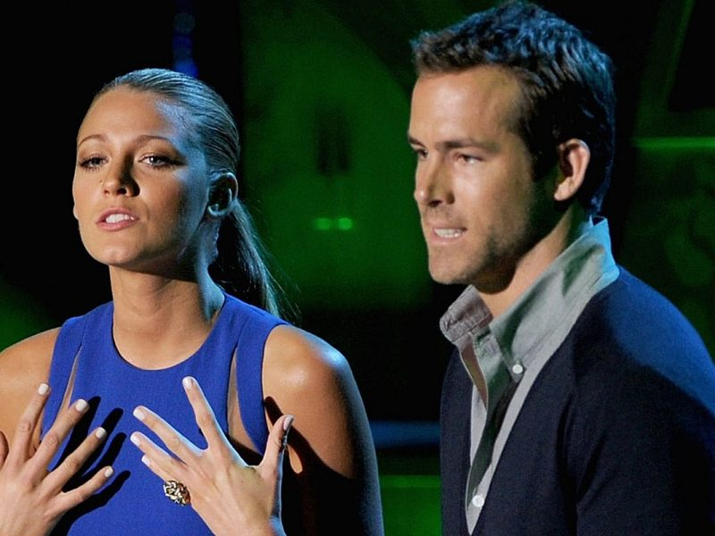 Ryan Reynolds Says Getting Married to Blake Lively at a Plantation Was a 'Giant Mistake'