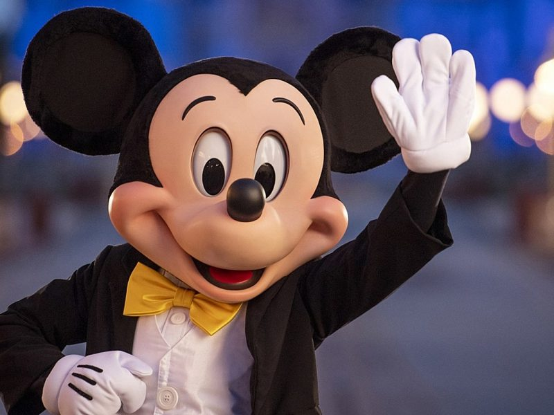 Mickey Mouse's Signature Is Turning Up on Tax Refund Checks