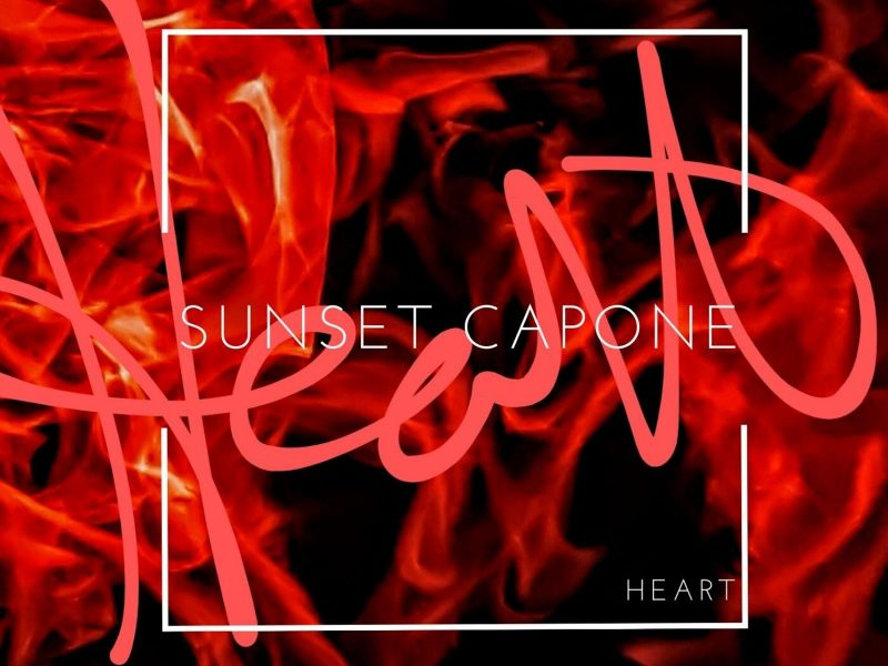 Stream Sunset Capone's Passionate Fusion Of Rap & EDM On His New Release 'Heart'