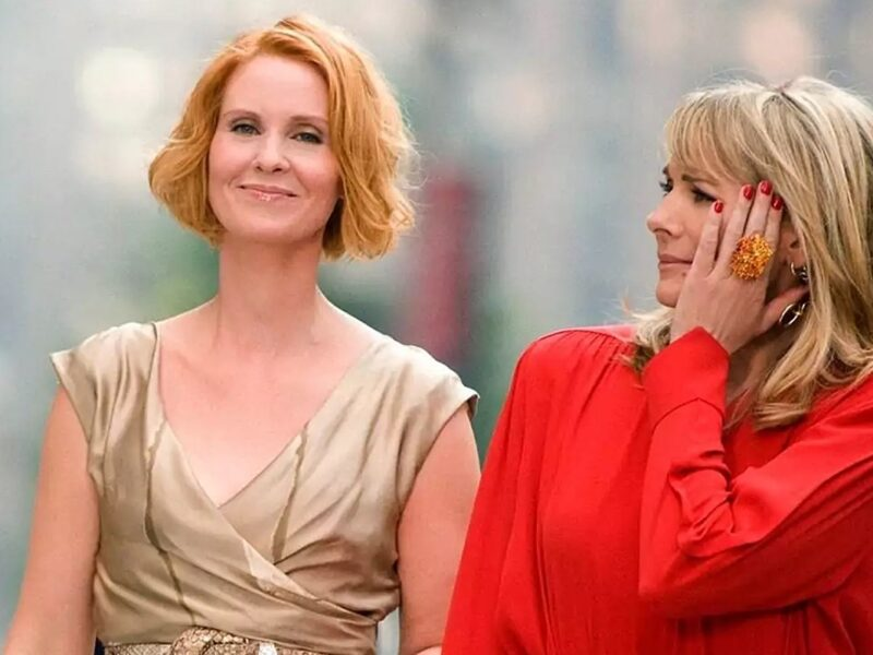 Cynthia Nixon Shares Who Should Play Samantha in Possible 'Sex and the City 3′