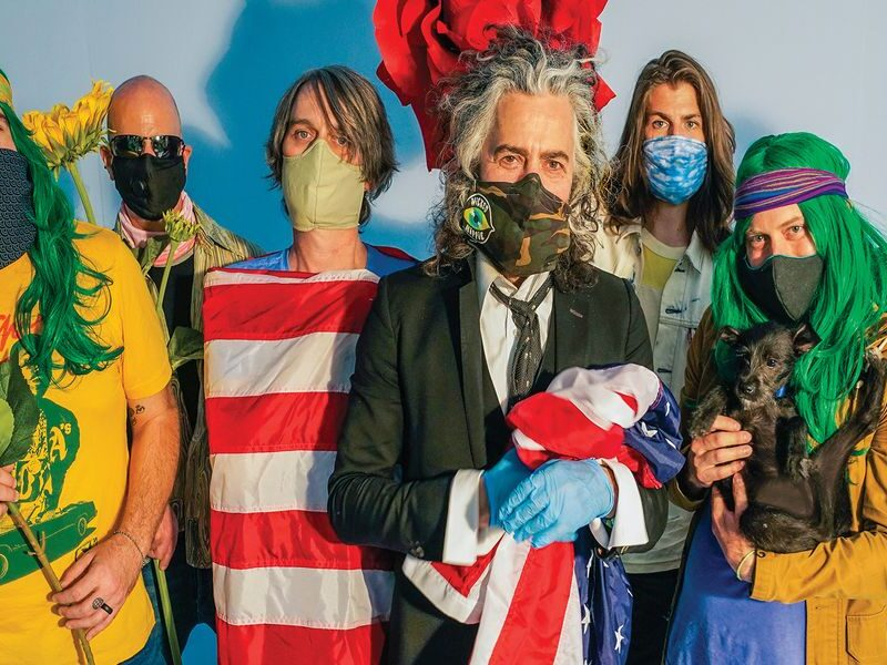 The Flaming Lips Reimagine Tom Petty's Life in Oklahoma on 'American Head'