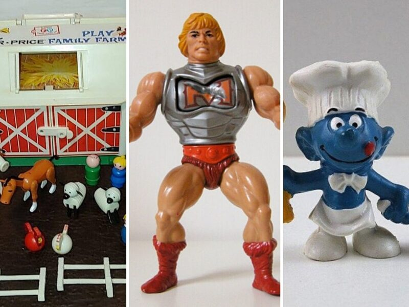 30 Awesome '80s Toys That Will Totally Take You Back (PHOTOS)
