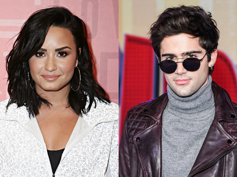 Max Ehrich Claims He Discovered His Engagement to Demi Lovato Was Called off Through the Tabloids