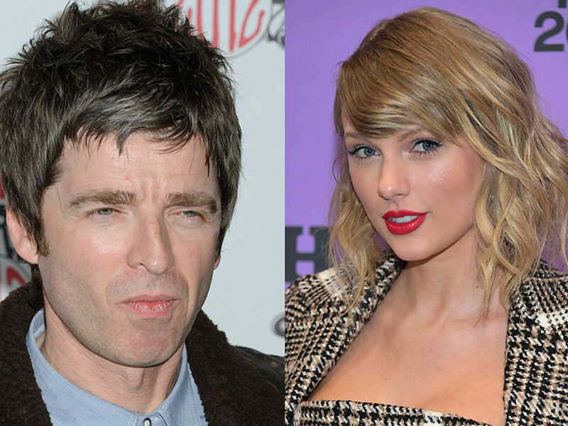 Noel Gallagher Basically Just Called Taylor Swift's Music Crap