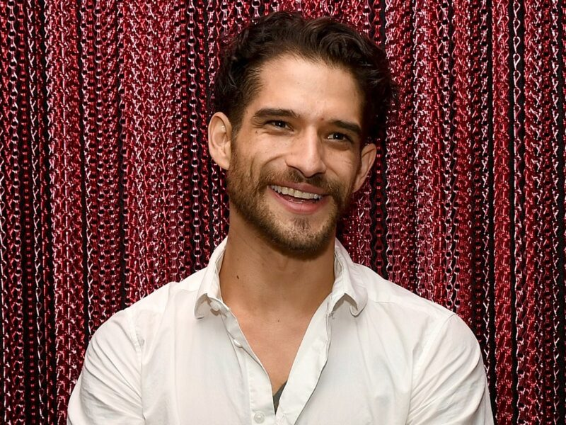 Tyler Posey Joins OnlyFans, Plays Guitar Naked to Announce New Account
