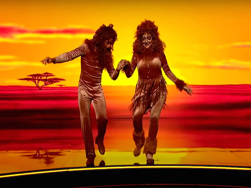 Carole Baskin Eliminated From 'DWTS' After Doing Samba While Dressed in Lion Costume