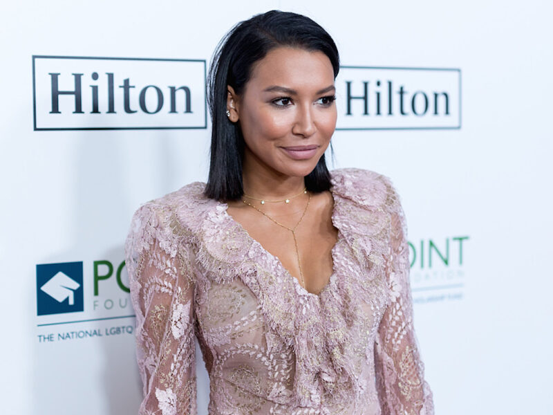 Naya Rivera's Sister Nickayla Addresses Rumors About Her and Ryan Dorsey