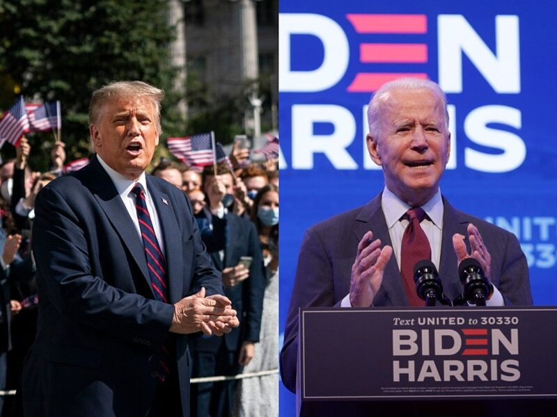 Trump and Biden's First 2020 Presidential Debate: Celebrities React (UPDATING LIVE)