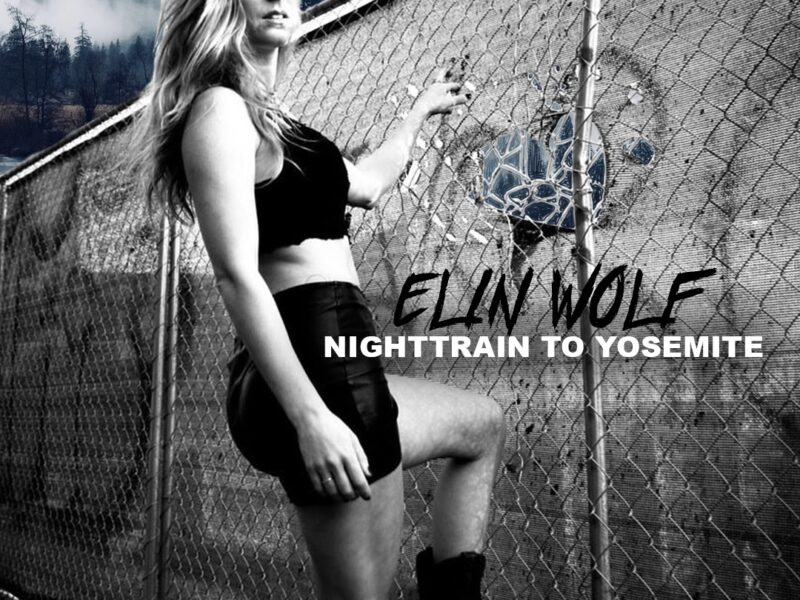 "The Infinite Beauty Of A Sweet Happiness Turning Into A Sad Memory Will Stir Your Soul In Elin Wolf's New Release ""Nighttrain To Yosemite"""