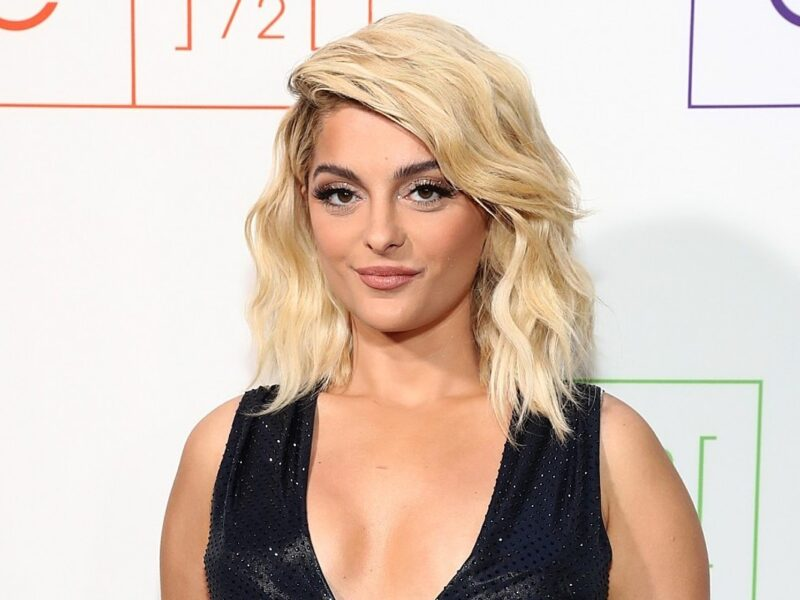 Bebe Rexha Just Dyed Her Hair Cherry Red