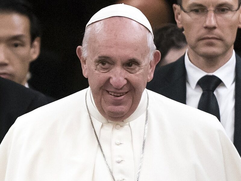 Pope Francis Calls for Same-Sex Civil Union Laws in Groundbreaking Declaration