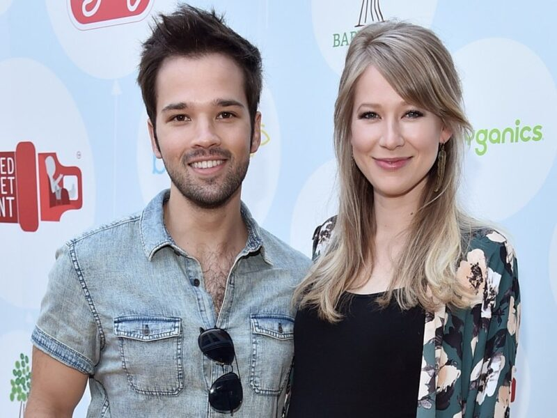 'iCarly's Nathan Kress and 'Insidious' Star London Are Expecting Baby No. 2 After 'Multiple Miscarriages'
