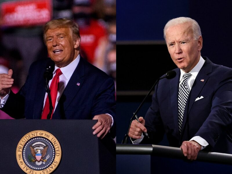 Trump and Biden Face Off in Final Presidential Debate: Celebrities and Viewers React