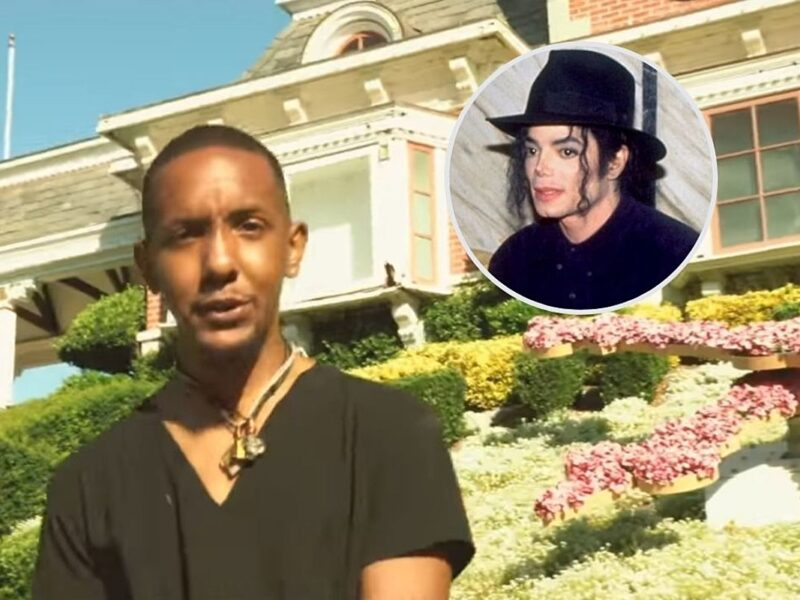 Sources Claim Music Video Shot at Michael Jackson's Neverland Ranch Was Filmed Illegally