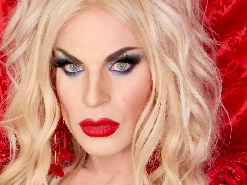 Drag Queen Dance-Popster Katya Discusses 'Vampire Fitness'