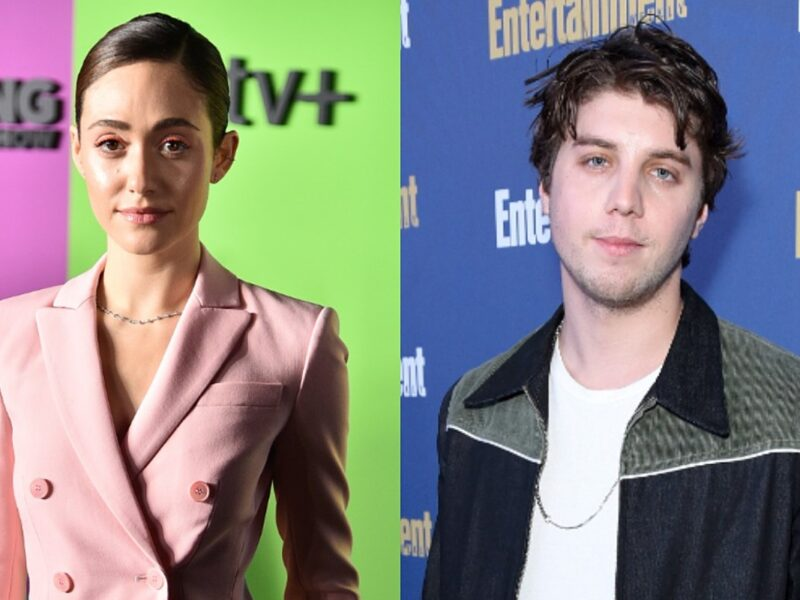 Emmy Rossum Believes She Had a Terrible Encounter With the Same Director in the Viral Lukas Gage Video
