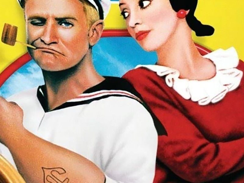 Robert Altman's Quirky 'Popeye' Boasts a Can Full of Geniuses