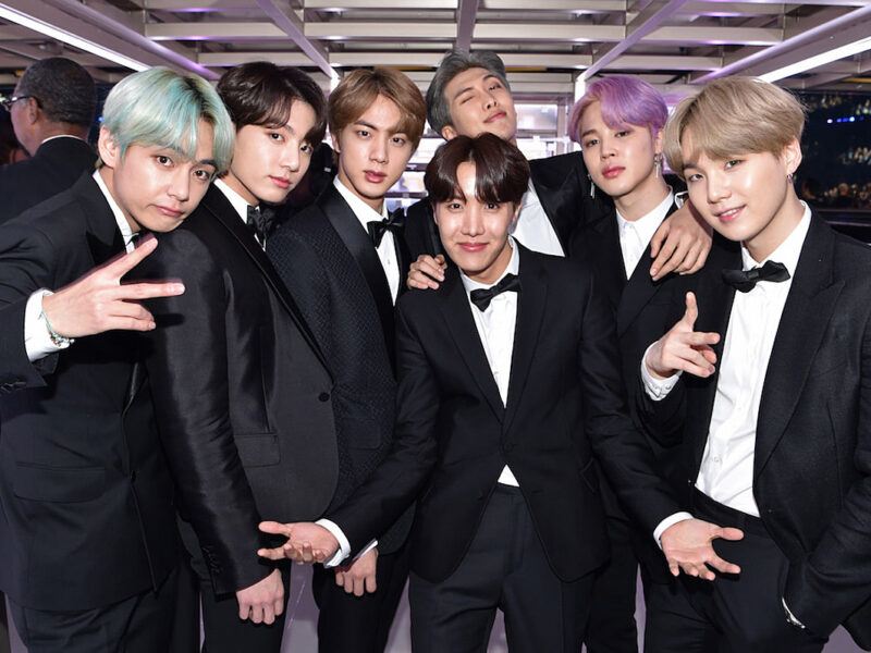 BTS Score First Ever Music-Related GRAMMY Nomination