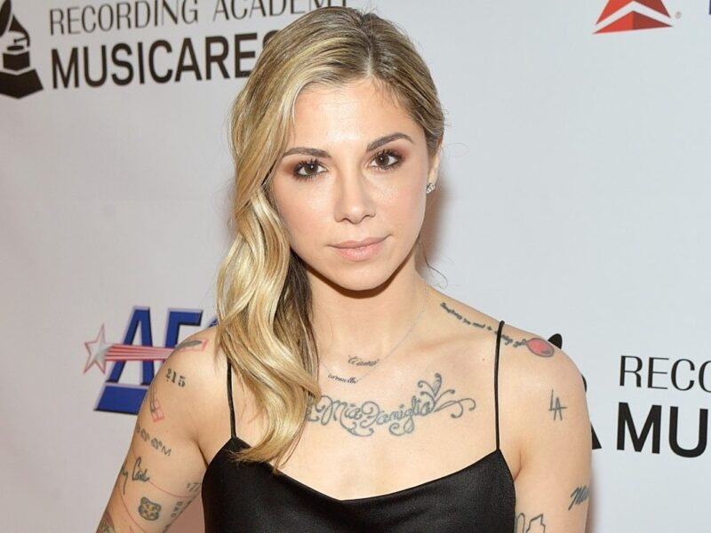 Christina Perri Announces the Heartbreaking Loss of her Daughter