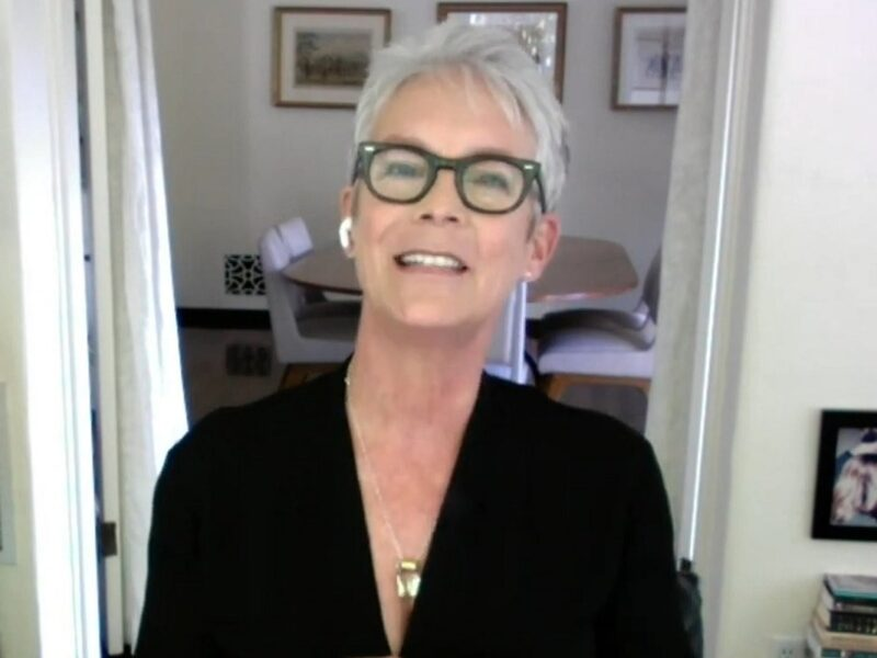 Jamie Lee Curtis Officiates Terminally Ill 'Halloween' Superfan's Wedding an Hour Before His Passing