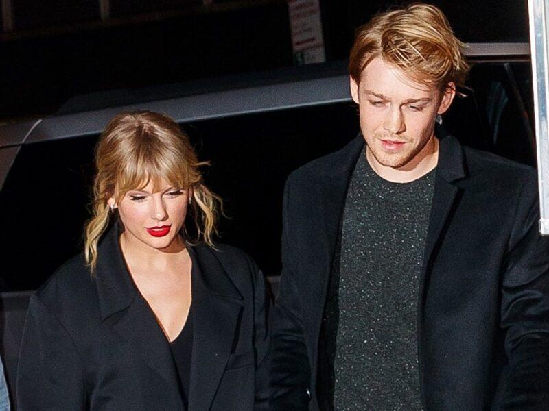 Taylor Swift Admits Boyfriend Joe Alwyn Is Album Co-Writer 'William Bowery'
