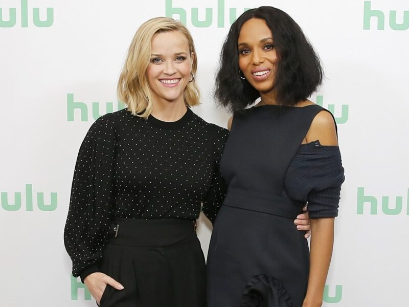 Celebrities Like Reese Witherspoon, Kerry Washington and More Celebrate Thanksgiving 2020