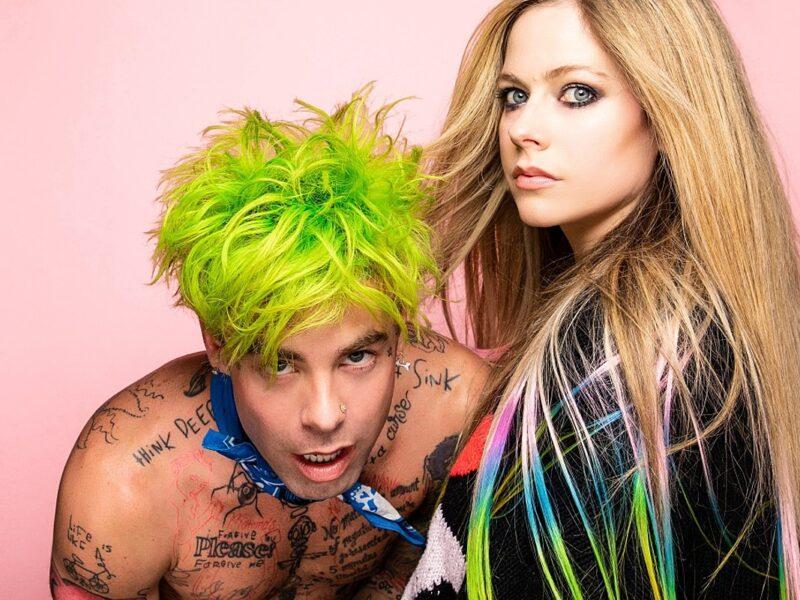 Mod Sun and Avril Lavigne Deliver Pop-Punk Fire on 'Flames': LISTEN