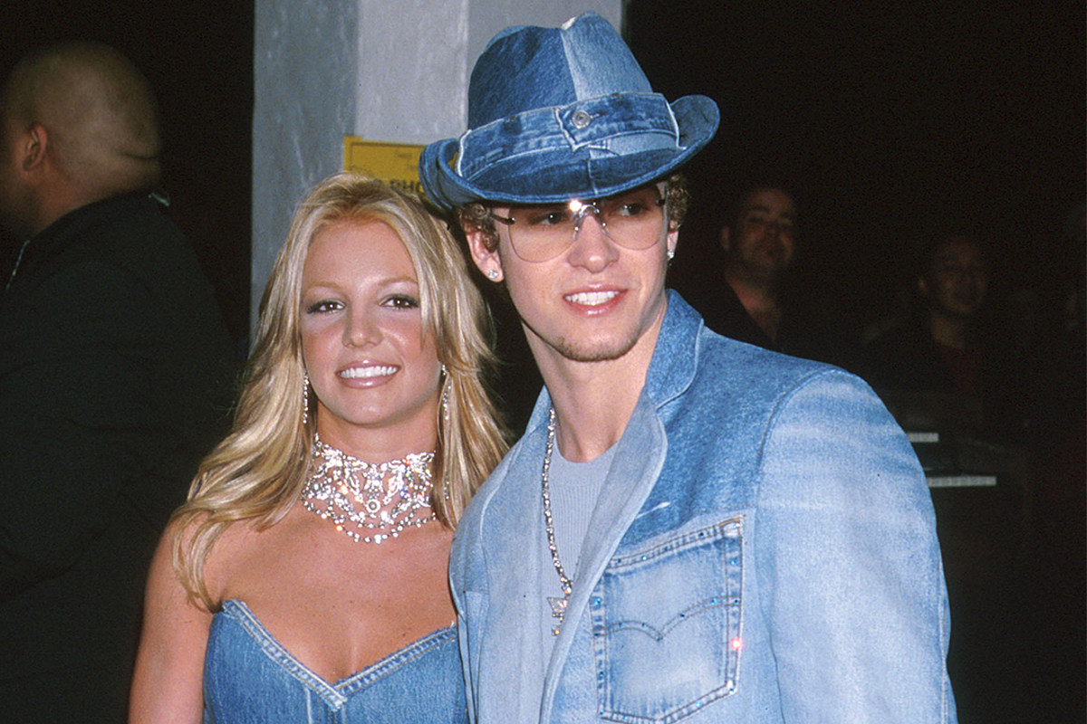 Britney Spears: Justin Timberlake is a Douche! But Also a