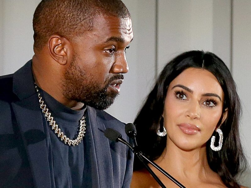 Kim Kardashian Officially Files for Divorce From Kanye West: Report