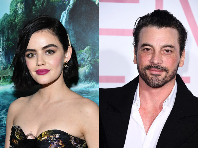 Are Lucy Hale and Skeet Ulrich Dating?