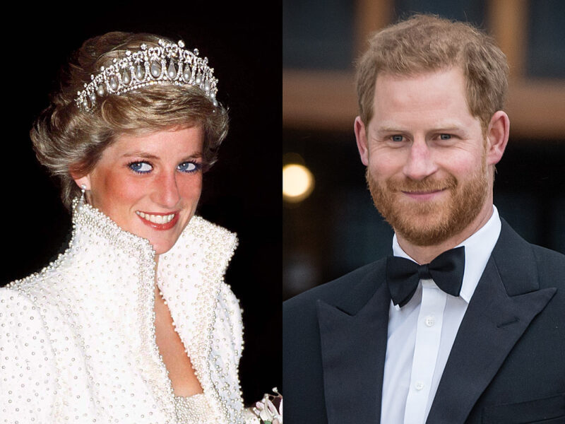 Princess Diana's Death Influenced Prince Harry to Step Down From His Royal Position