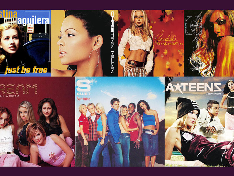 21 Pop Albums From 2001 That You Probably Forgot About