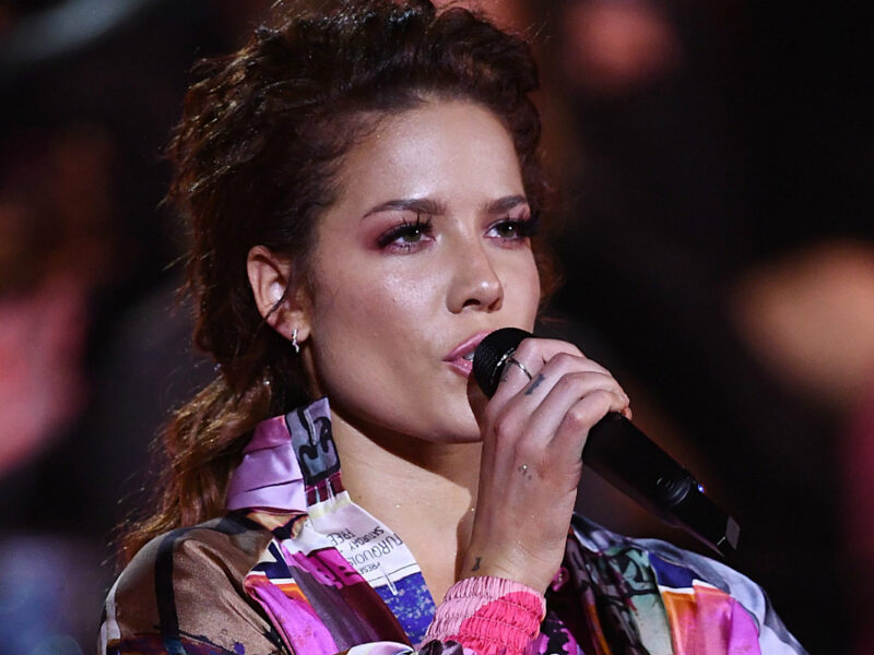 Halsey's Pregnancy Was Planned (Not That It's Any of Your Business)
