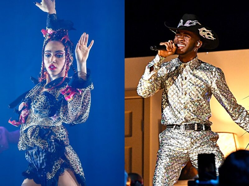 FKA Twigs Thanks Lil Nas X for Acknowledging Her Music Video as Inspiration for 'Call Me By Your Name'