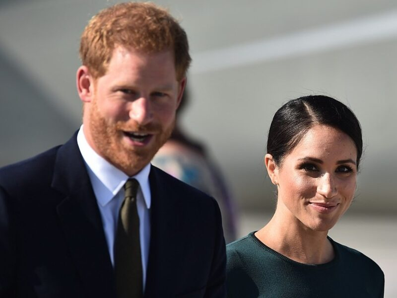 Prince Charles is Reportedly 'Still Fuming' Over Prince Harry and Meghan Markle's Oprah Interview