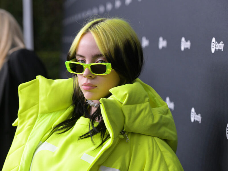 Billie Eilish To Make History as the Youngest Met Gala Co-Chair