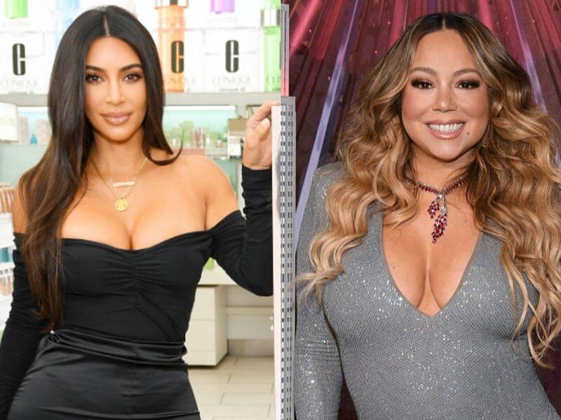 Kim Kardashian, Mariah Carey and More Celebs Celebrate Mother's Day 2021