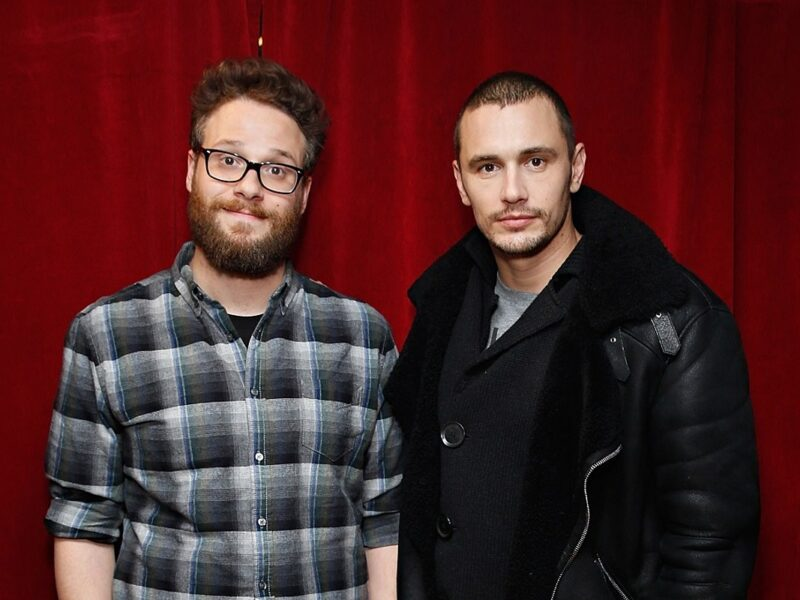 Why Seth Rogen Doesn't Plan to Work With James Franco Again