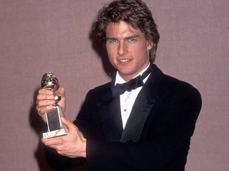 Tom Cruise Just Returned All of His Golden Globes — Here's Why