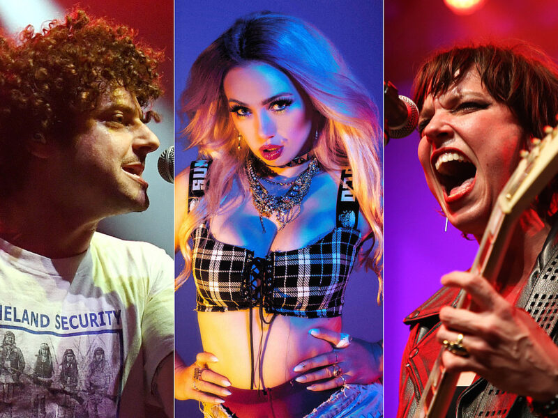 The 11 Best Rock + Metal Covers of Pop Songs, According to Sumo Cyco's Skye 'Sever' Sweetnam