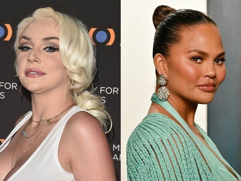 Courtney Stodden Alleges Chrissy Teigen Told Them to 'Kill Myself' in DM