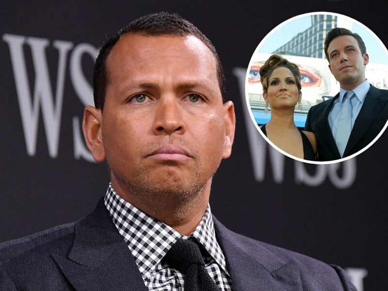 Here's How A-Rod Reacted to the Return of Bennifer