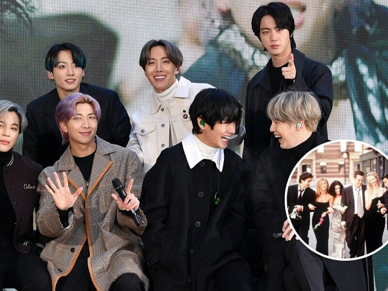 BTS Will Appear on the 'Friends' Reunion: What We Know + ARMY Reactions