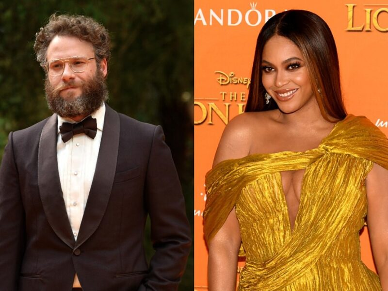 Seth Rogen Recalls How He Was 'Humiliated' in His Attempt to Meet Beyoncé