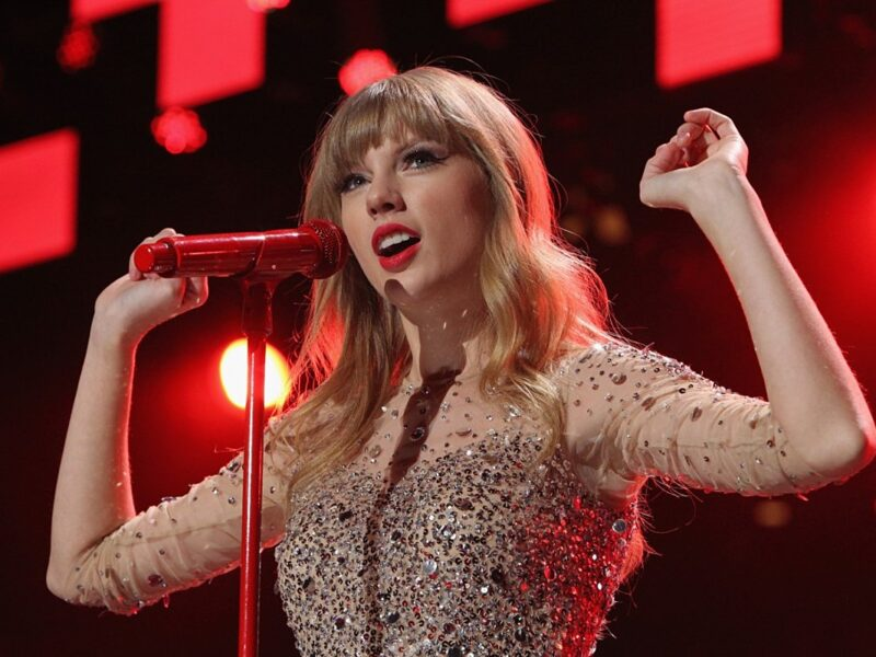 Taylor Swift Announces 'Red (Taylor's Version)': Everything We Know So Far