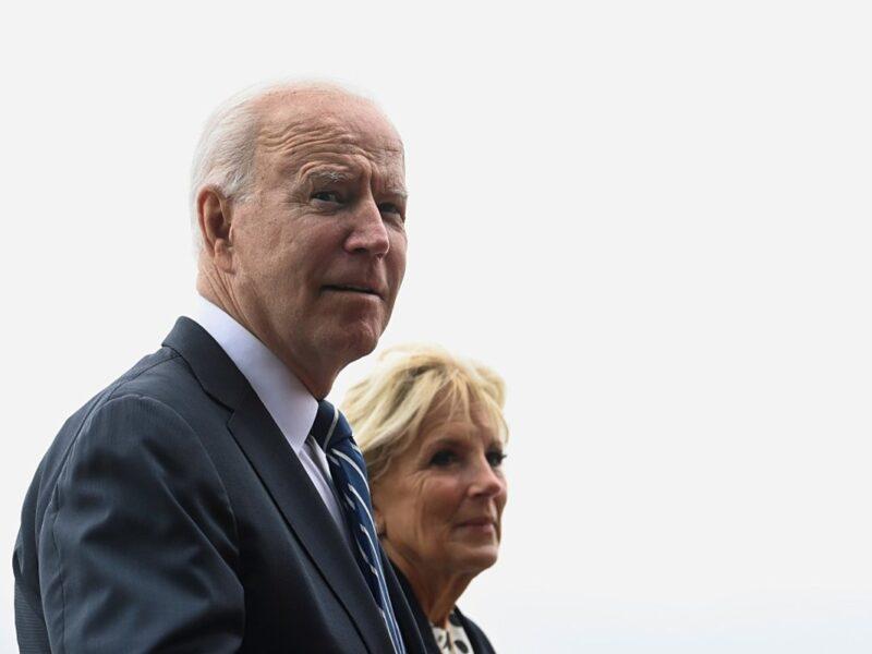 President Joe Biden and First Lady Dr. Jill Biden Mourn the Loss of Their Dog Champ