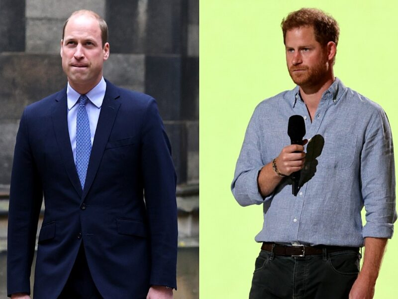 Prince William and Prince Harry Reportedly Called a 'Truce' Ahead of Princess Diana Statue Debut
