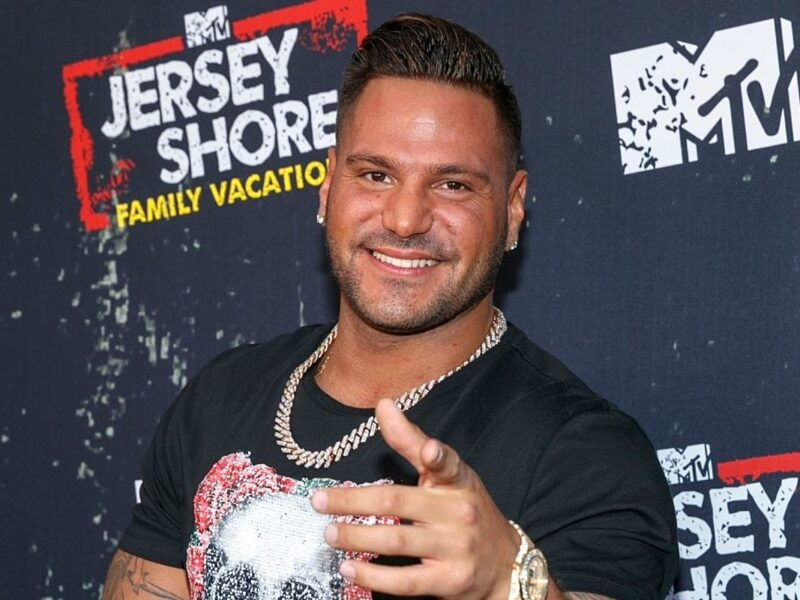 'Jersey Shore's Ronnie Ortiz-Magro Is Engaged! Meet His Fiancée Saffire Matos