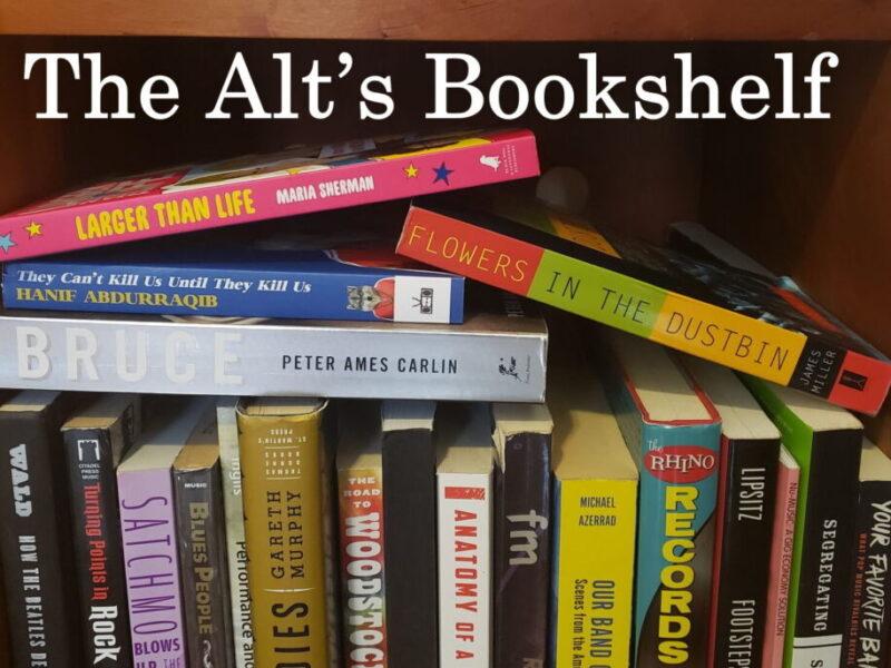 The Alt's Bookshelf: Volume 8