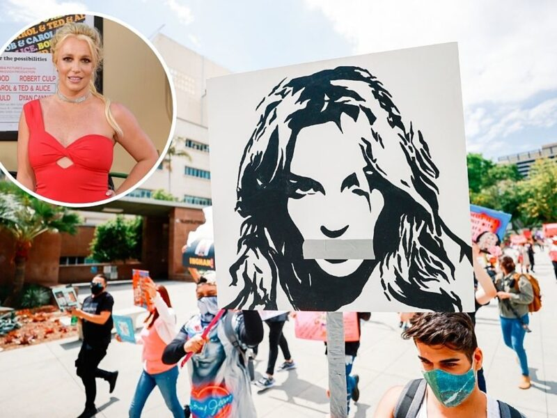 Britney Spears Speaking at Conservatorship Hearing Today: Details + Live Updates